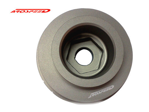 AROSPEED Honda Civic VTEC B16A & B18C Harden Lightening Crankshaft Pulley