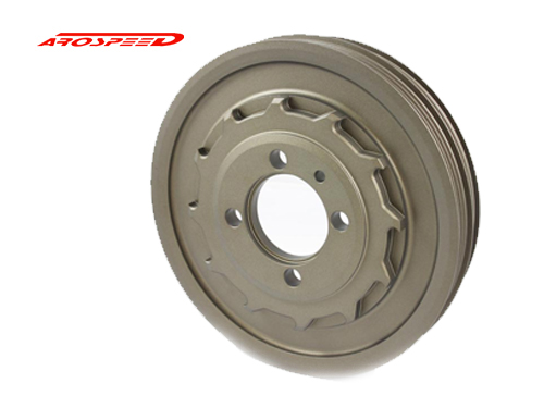 AROSPEED Mitsubishi EVO/VR4 Harden Lightening Crankshaft Pulley