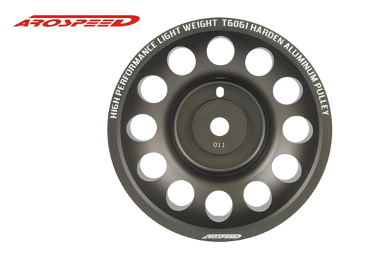 AROSPEED Proton Waja 1999-2002 Harden Lightening Crankshaft Pulley