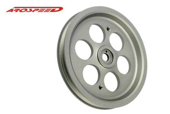 AROSPEED Toyata Vios 2007 vtec Engine Harden Lightening Crankshaft Pulley