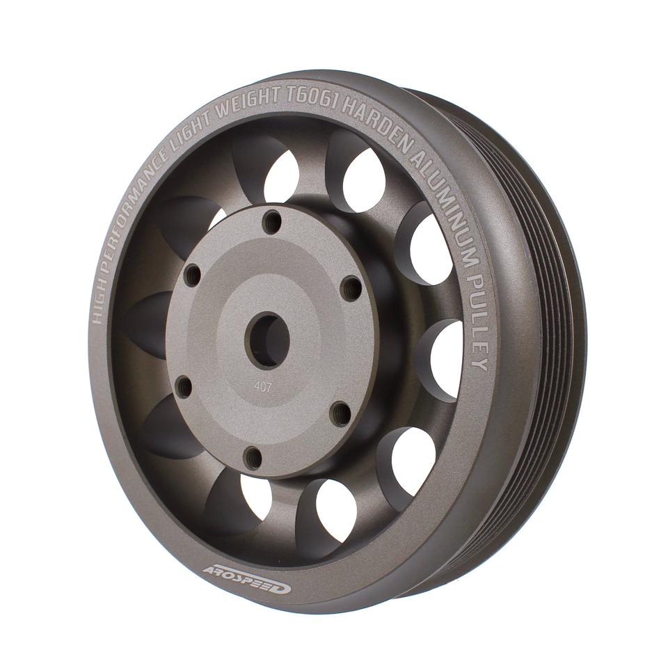AROSPEED Mini Cooper S R52/R53 Harden Lightening Crankshaft Pulley