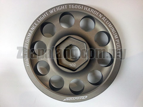 AROSPEED Honda CRZ Harden Lightening Crankshaft Pulley