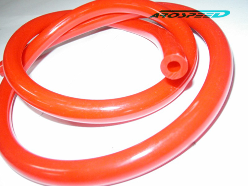 Arospeed Silicon Vacuum Hose 6mm(Red)