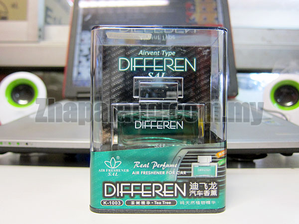 AutoDoc - Differen Air Freshener Perfume(Tea Tree)