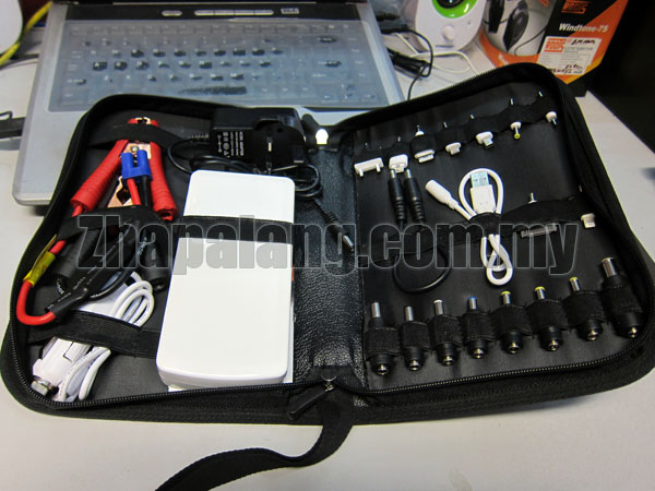 Auto EPS - Mini Multi-Function Jump Starter(Portable Power Bank)
