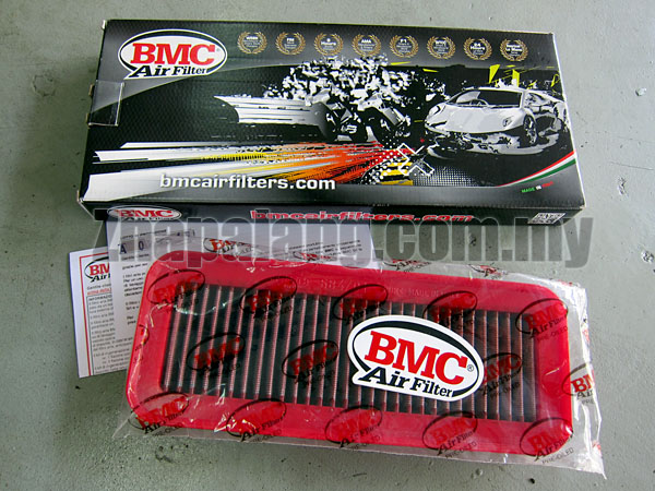 BMC Drop In Air Filter Perodua Myvi 1.3/1.5/Alza 1.5