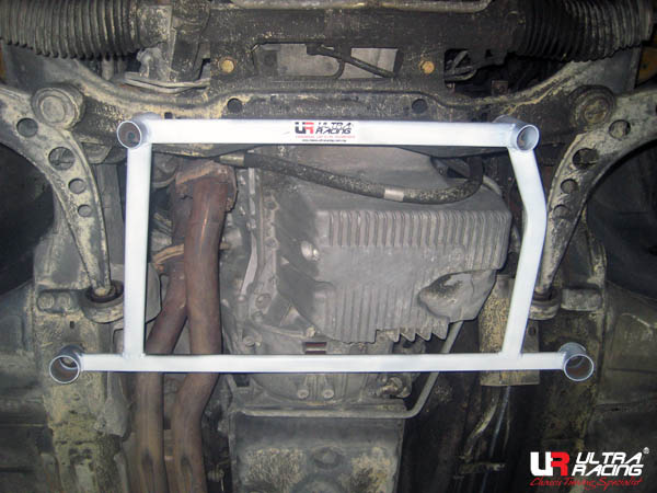 BMW E36 3 Series Front Lower Bar 4 Points 328