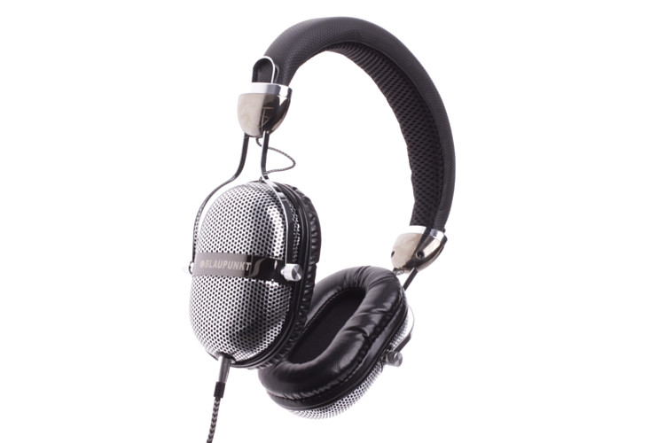 Blaupunkt DJ 112 Headphones Silver Edition