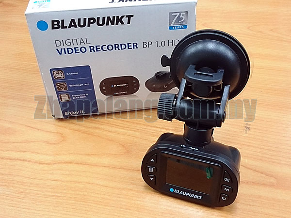 Blaupunkt Digital Video Recorder(DVR) BP1.0 HD