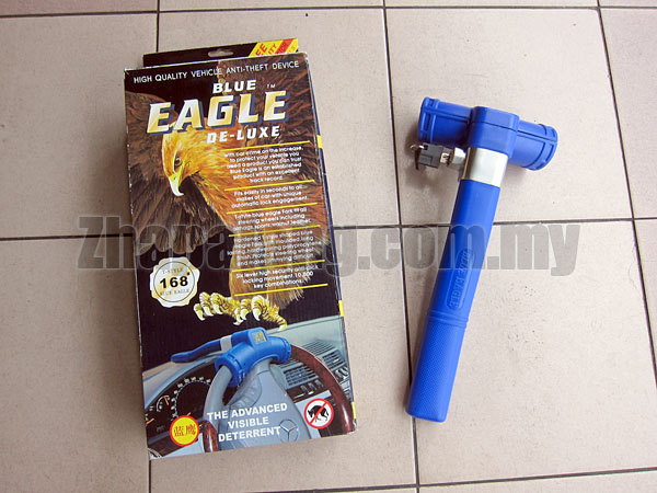 Blue Eagle High Quality Vehicle Anti-theft Device T-168