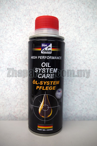 Bluechem Oil System Care 250ml