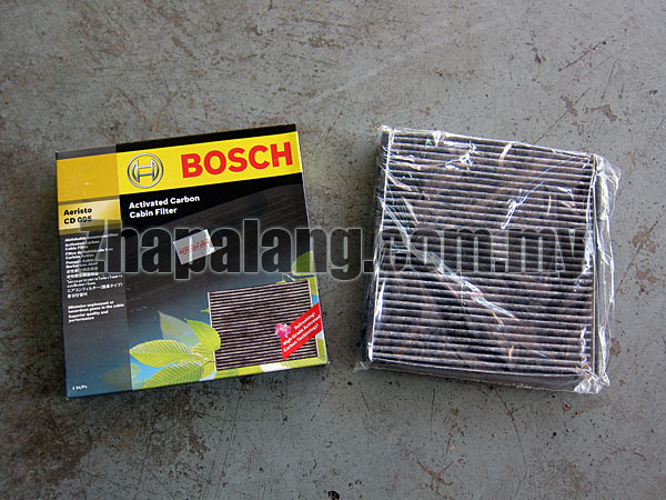 Bosch Activated Carbon Cabin Filter for Perodua Myvi
