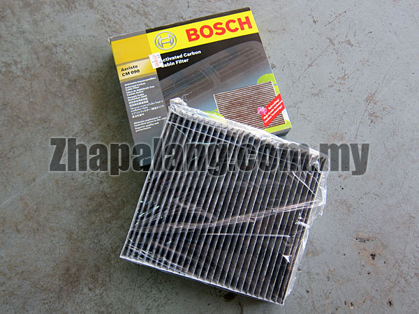 Bosch Activated Carbon Cabin Filter for Mitusbishi Airtrek, Lancer/Proton Inspira