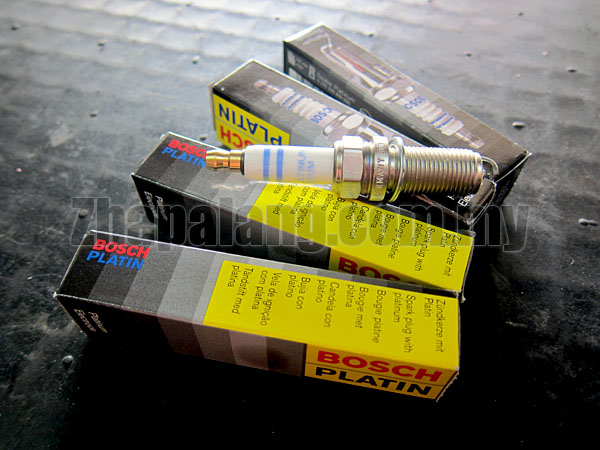 Bosch OE Platinum Spark Plugs FR6MPP332