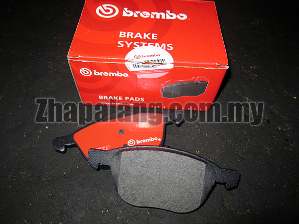 Brembo Standard Brake Pads Front for Ford Focus MK2
