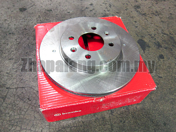 Brembo Standard Brake Discs for Honda Civic SR4 VTi DOHC Front