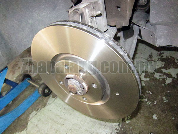 Brembo Standard Brake Discs for Peugeot 308 1.6 Turbo Front