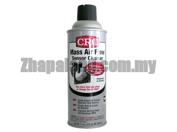 CRC Mass Air Flow Sensor Cleaner