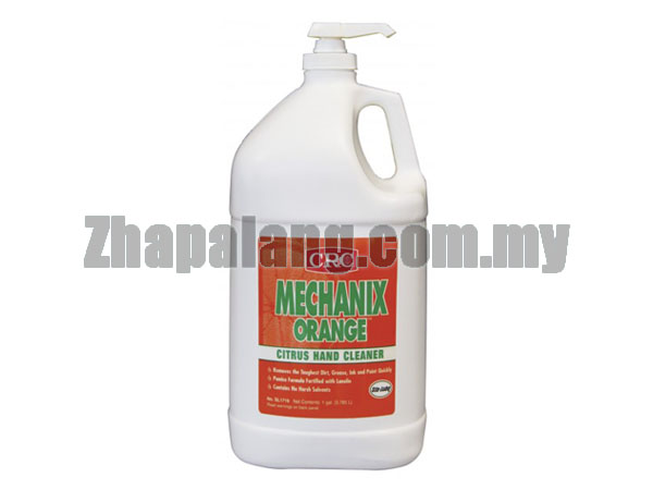 CRC Mechanix Orange Citrus Hand Cleaner 4L