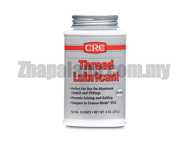 CRC Thread Lubricant, 8 Wt Oz
