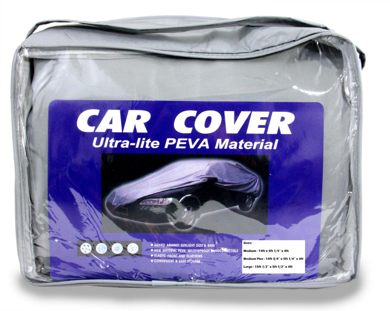 Car Cover Ultra-Lite Peva Material Size L
