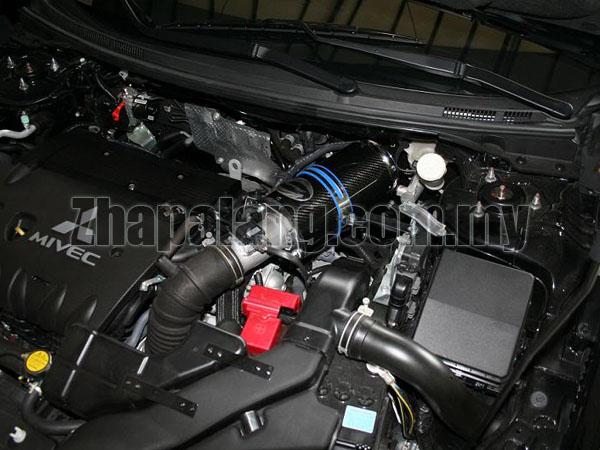 Simota Carbon Charger Intake System II Mitsubishi Fortis/Lancer GT/Inspira