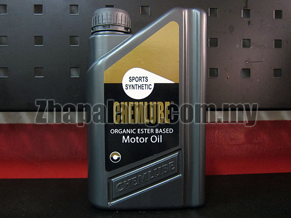 Chemlube Sports Synthetic Oil SAE 30 1Qt