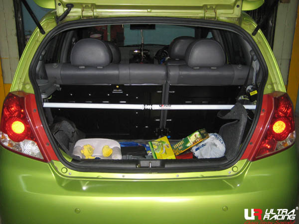 Chevrolet Aveo Rear Strut Bar Adjustable