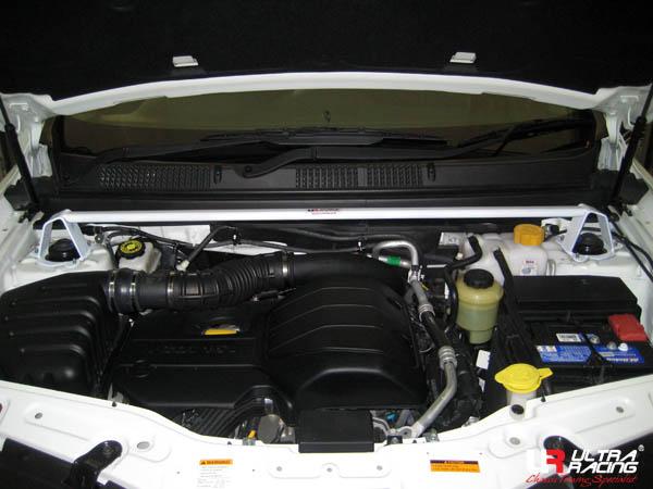 Chevrolet Captiva 4WD 2.0 Front Strut Bar 2.0cc Turbo Diesel