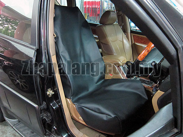Custom Made PVC Front Car Seat Protector Covers