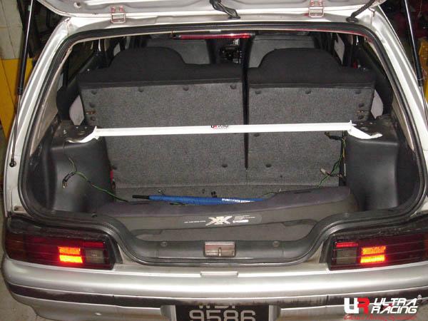 Daihatsu Aura G100 Rear Strut Bar