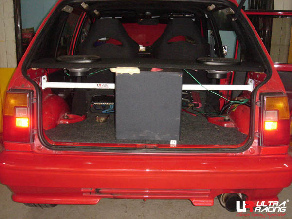 Daihatsu G11 Rear Strut Bar Adjustable