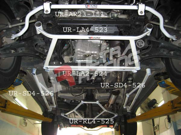 Daihatsu Terios Front Anti Roll Bar 23mm