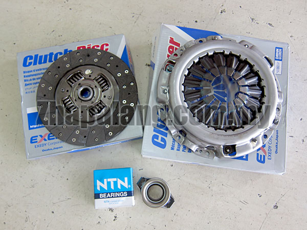 Exedy Standard Clutch Set for Nissan Frontier