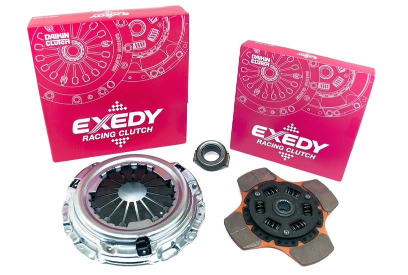 EXEDY Semi Racing Clutch for Mitsubishi EVO 7,8,9