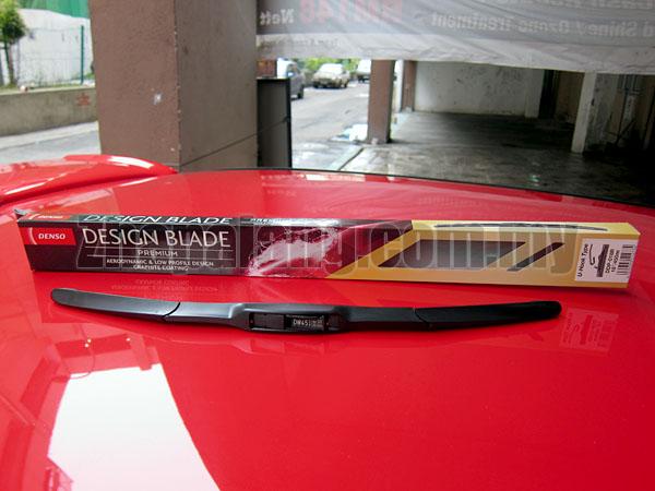 Denso Design/Designer Wiper Blade Premium Graphite Coated 22\