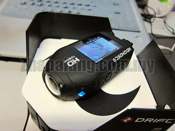 Drift HD GHOST Wi-Fi Full 1080p Wearable Action Camera