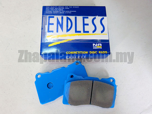 Endless SSS Sport Brake Pads for Mitsubishi Evo 5-9/ Subaru STI Front Brake Pads(Brembo Caliper)