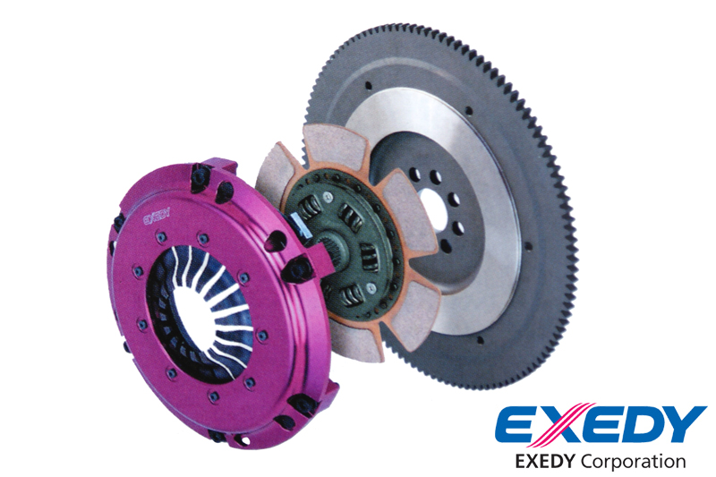 EXEDY Hyper Single Clutch Kit for Mitsubishi EVO 4-9