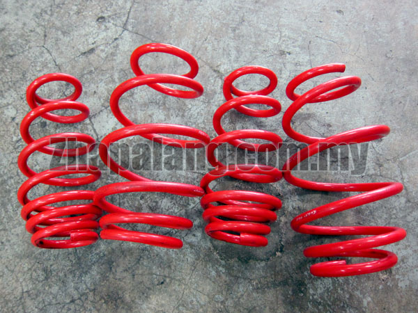 [Used]GAB SP Series Sport Lowered Spring Honda City GD'03-06