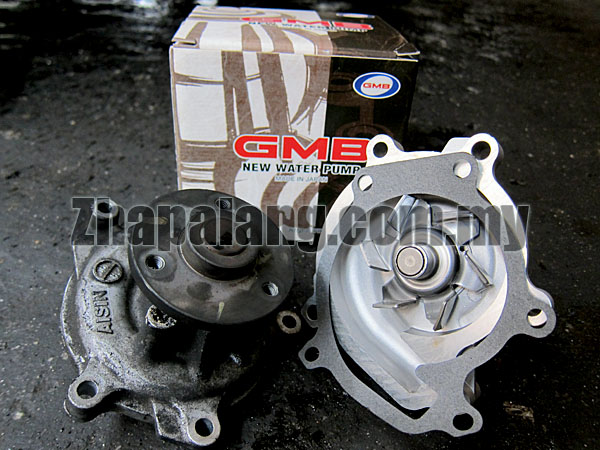 GMB Water Pump for Perodua Myvi/Avanza 1.3