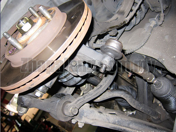 GSP Drive Shaft Assy for Proton Wira (Long) - Image 4