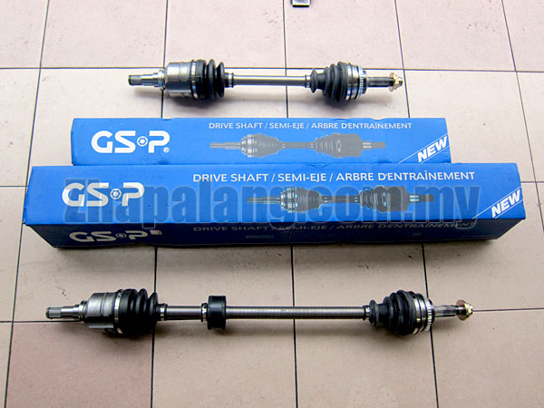 GSP Drive Shaft Assy for Toyota Vios NCP42 '03-06 Left(Short)