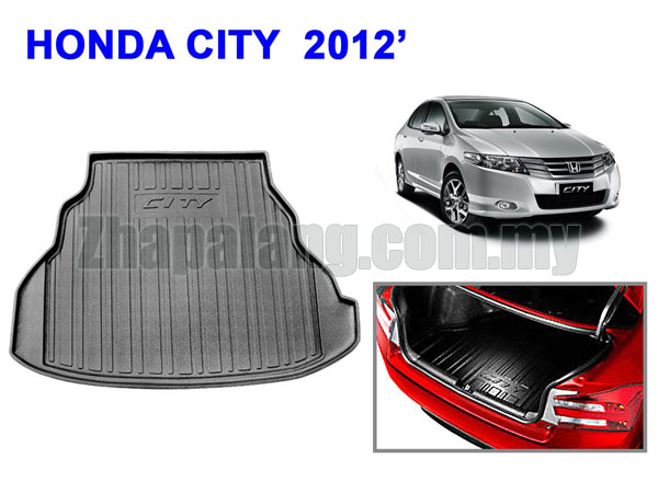 HC-Cargo Boot Tray for Honda City '09-'13