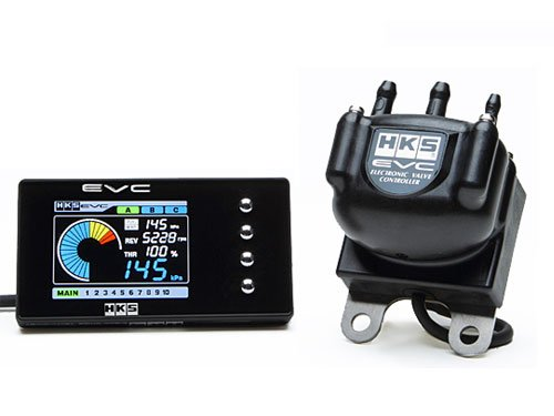 HKS EVC VI(6) Electronic Color Boost Controller