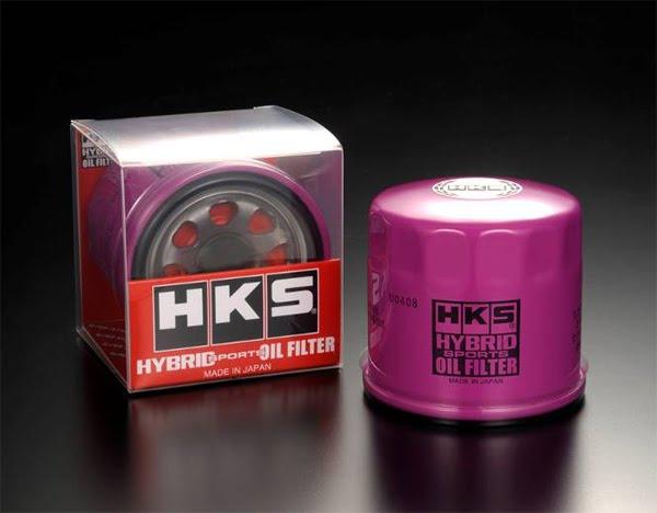 Original HKS Hybrid Sport Oil Filter Mitsubishi/Honda/Mazda/Ford/Subaru