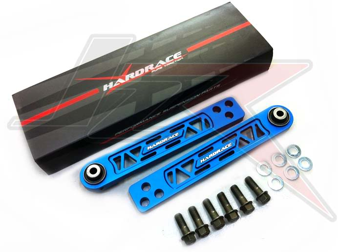 HardRace Honda DC5/CR-V/ELEMENT Rear Lower Arm(Harden Rubber)