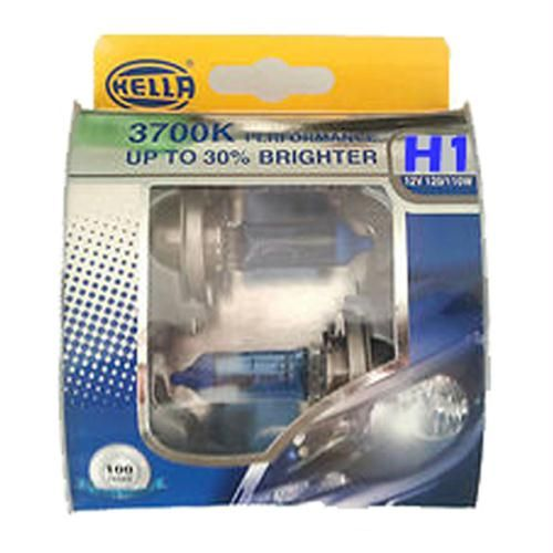 Hella H1 12V 100W WHITE DAYLIGHT 3700 + 30%