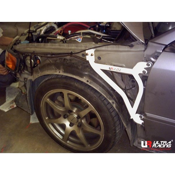 Honda Accord CL1 Fender Bars