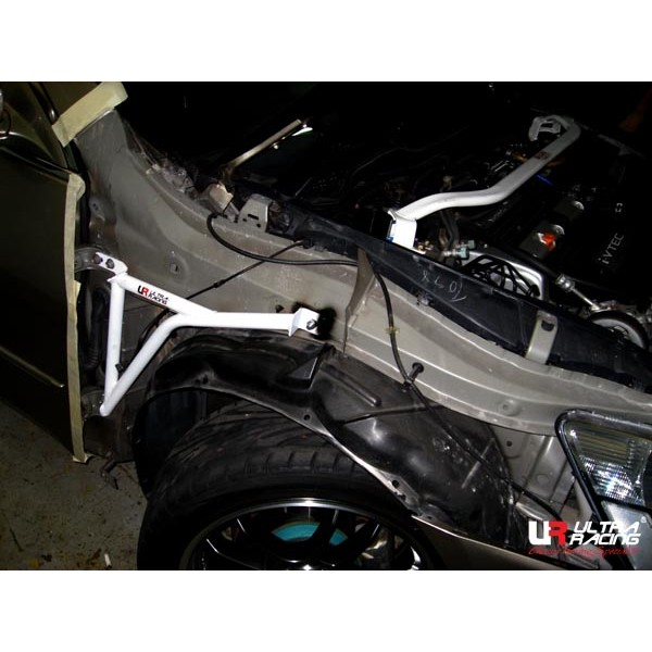 Honda Accord CM5 (2005) Fender Bars 3points